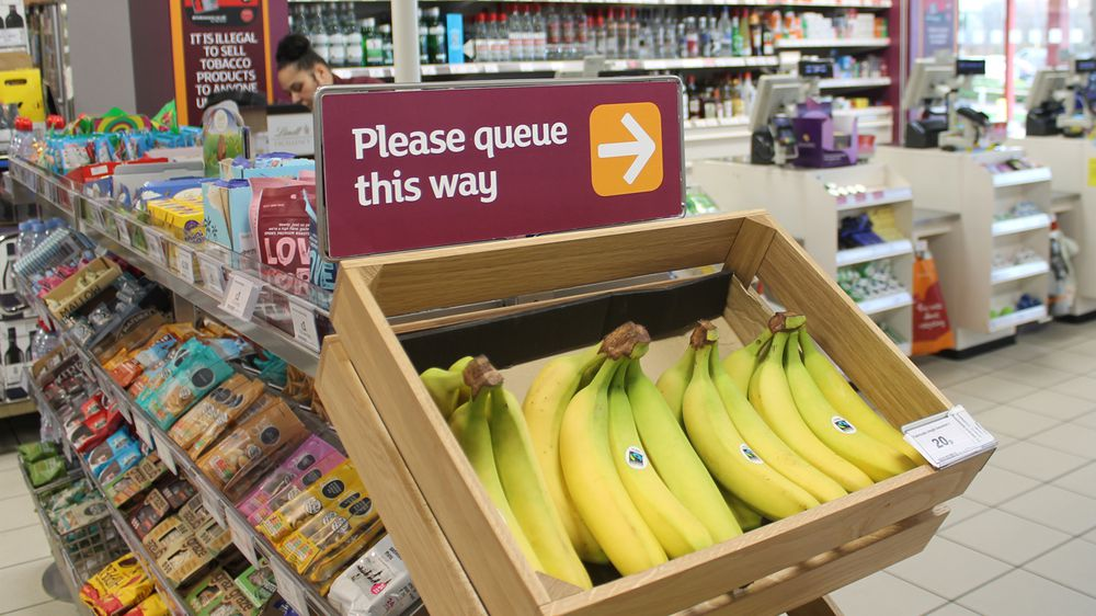 Sainsbury's Local Queue System