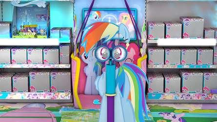 My Little Pony VR Binoculars