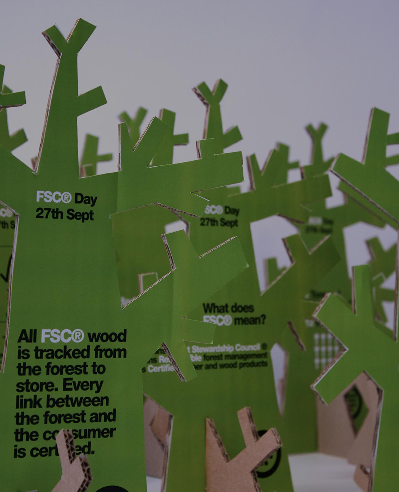 1300 FSC trees