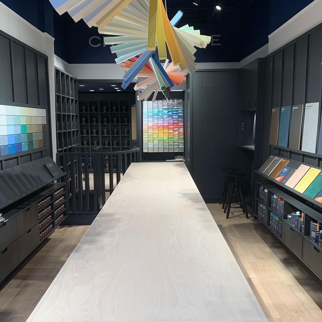 C&R Glasgow showroom