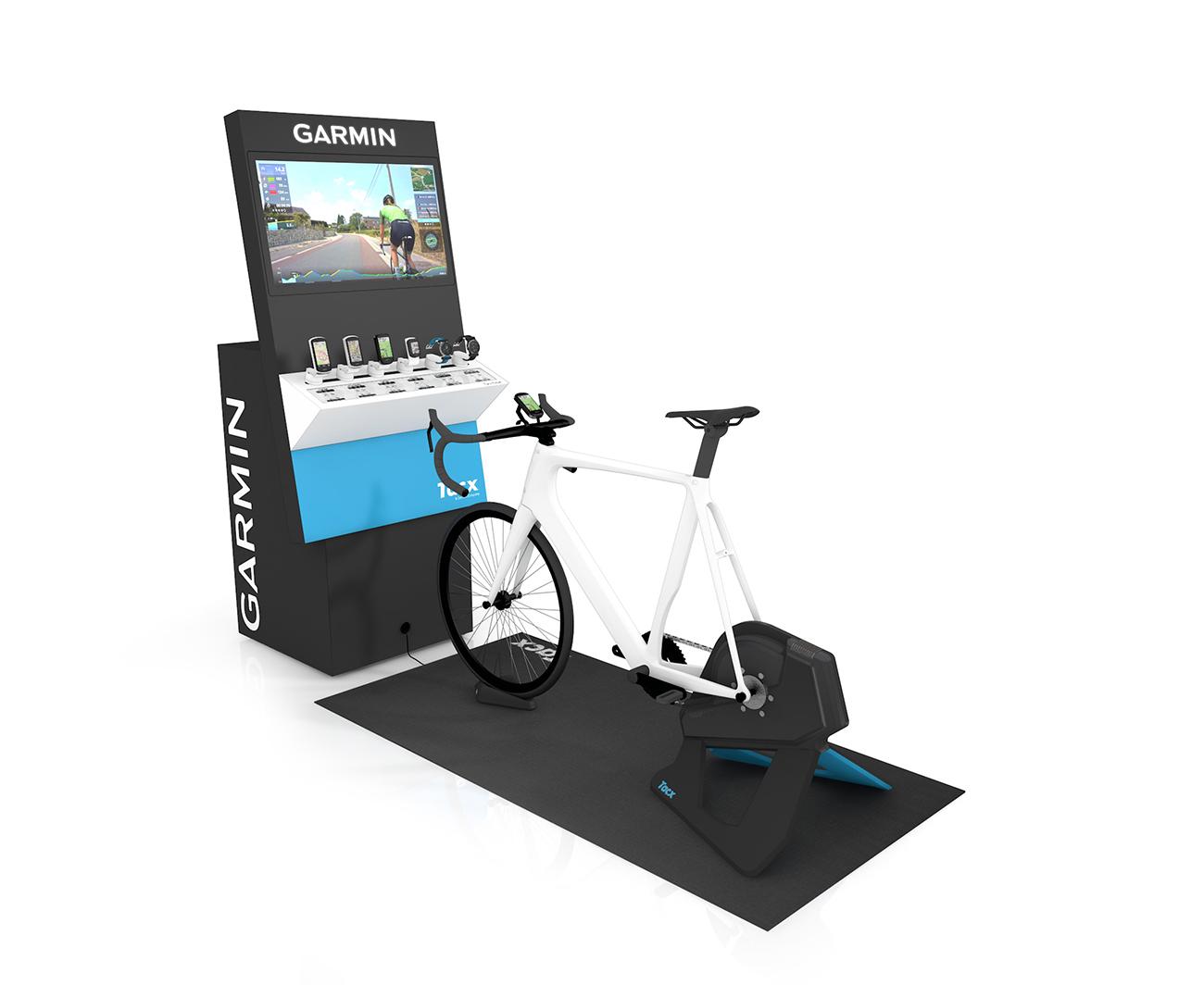 Garmin Global Cycling Display 1300