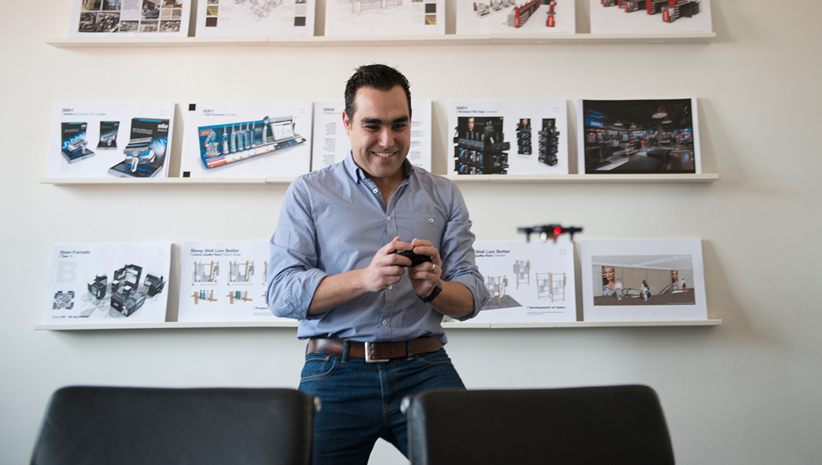 Leon Turney: Ten years at Displayplan