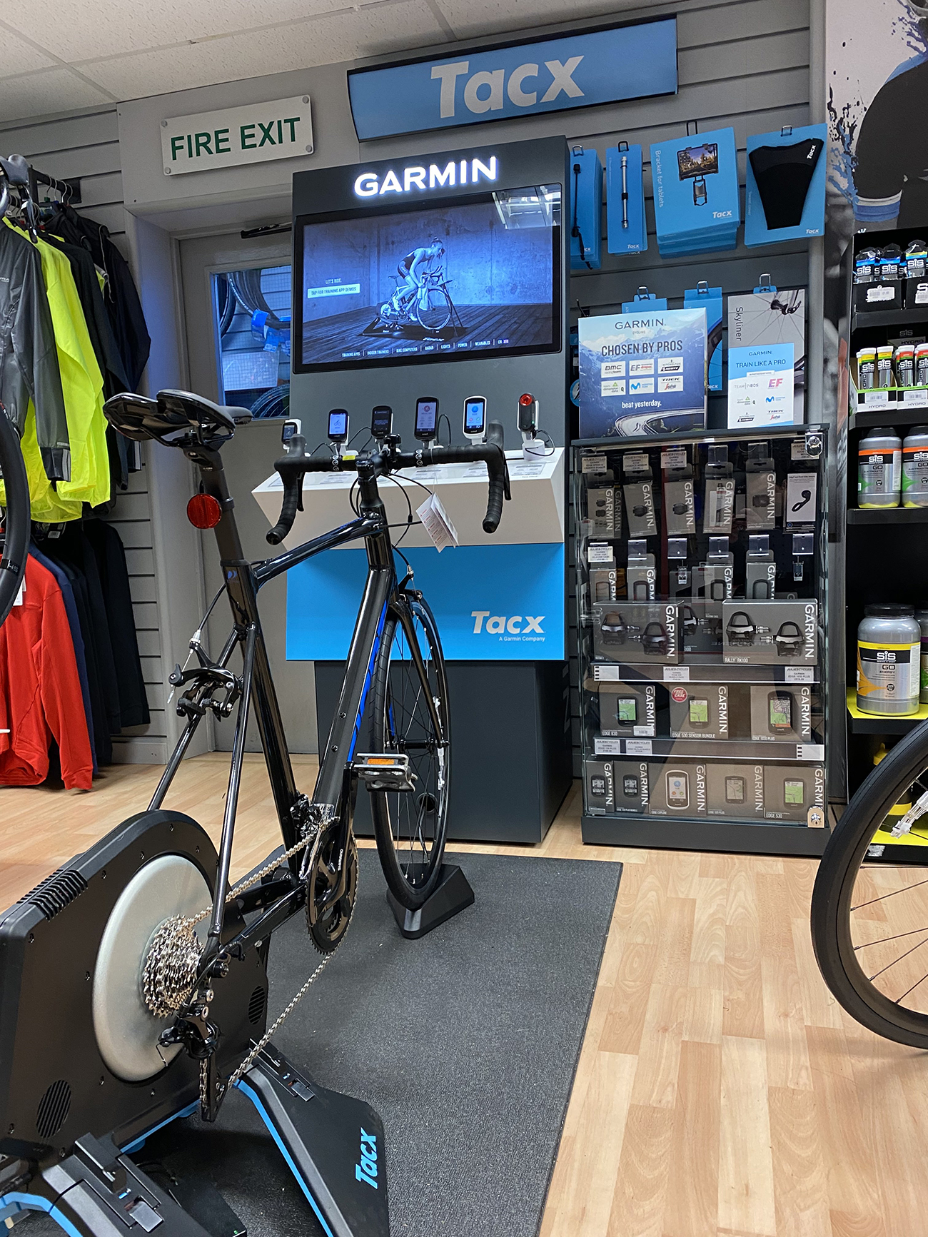 Tacx Julie Cycles 1300