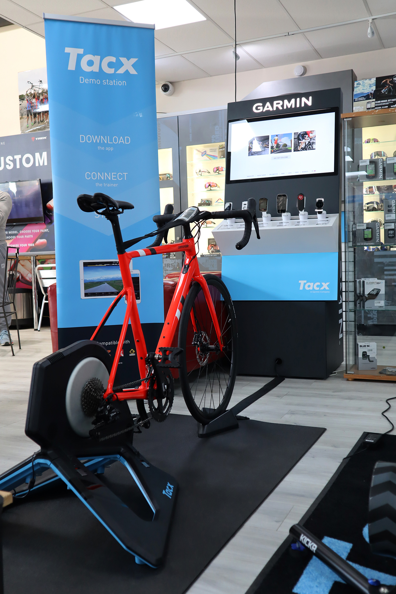 Tacx instore 1300